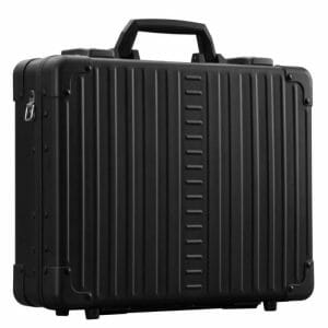 water proof aluminum briefcase that is super light weight and durable