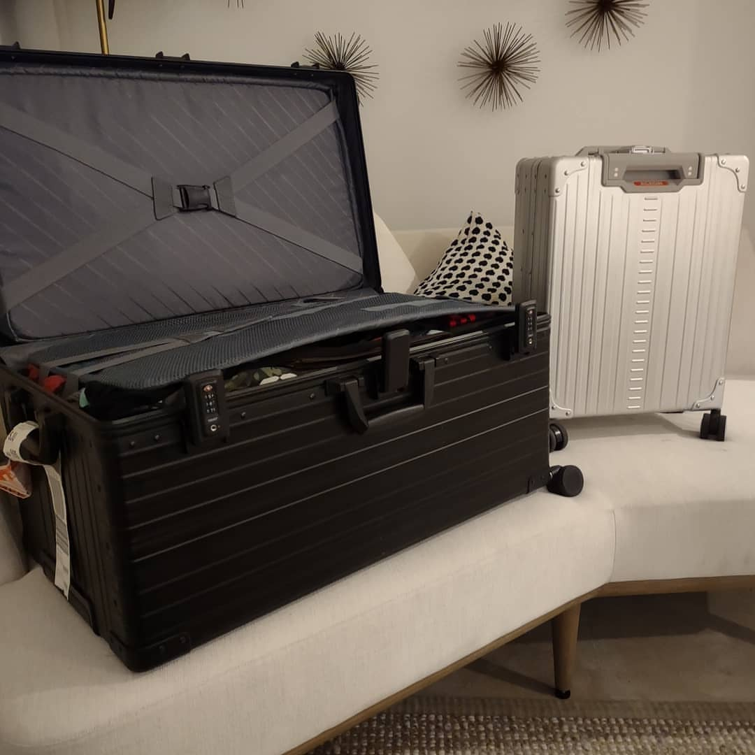 Everything You Need to Know About Trunk Luggage
