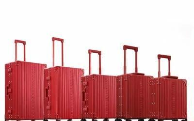 Red Spinner Luggage Top 5 Reasons Why You Should Choose It