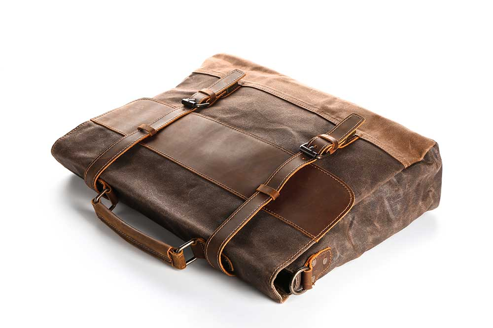 leather briefcase that are outdated and not in style